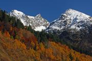 Кисловодск осенью — в октябре и ноябре
