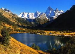Кисловодск осенью - в октябре и ноябре