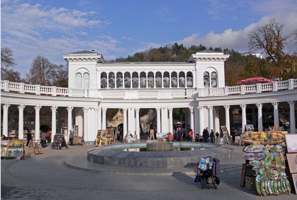 Экскурсия по Кисловодску