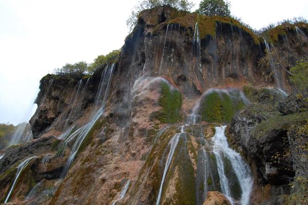 Экскурсия на водопады Королевская Корона