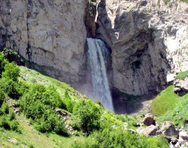 Водопад в Джилы-су