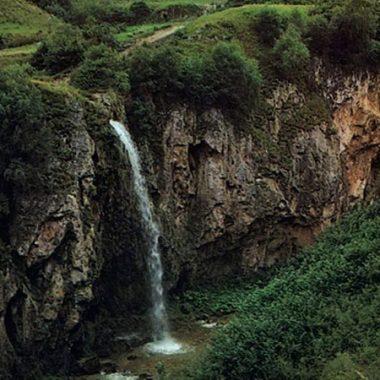 Медовый водопад