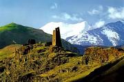 Экскурсия в Северную Осетию - Куртатинское ущелье