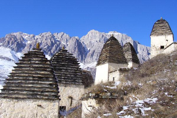 Экскурсия в Северную Осетию